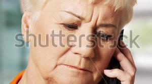 Schnurloses Telefon für Senioren